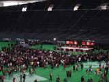 コンサドーレ札幌キックオフ2004会場遠景