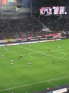 コンサドーレ2006シーズン終戦そして日本シリーズ