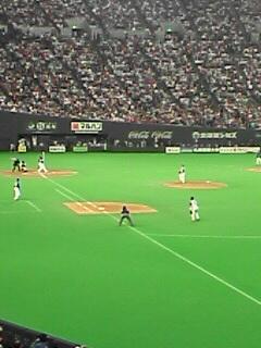 日本シリーズ第3戦
