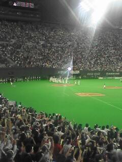 日本シリーズ第4戦終了