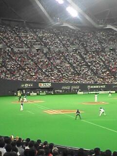 日本シリーズ第5戦