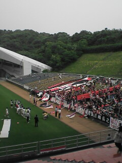 福岡戦試合終了