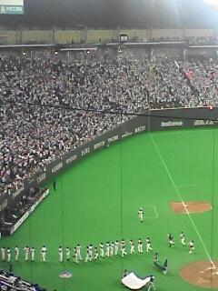 ファイターズ日本シリーズへ王手