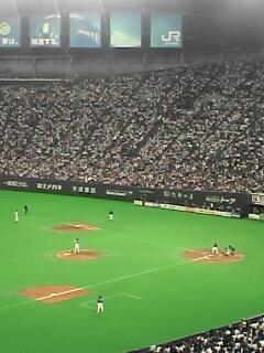 札幌ドーム決戦