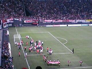 札幌J1昇格&J2優勝決定