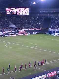 横浜FM戦試合終了