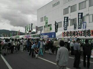 日本そば博覧会in幌加内