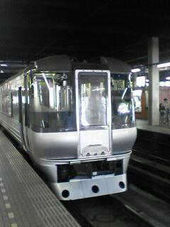 札幌駅にて