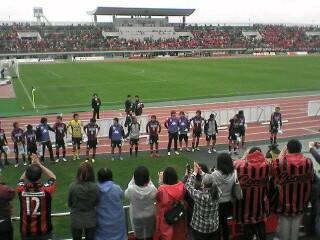 コンサドーレ札幌今季J1初勝利