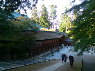 関西旅行中です