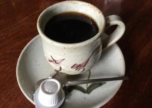 自家焙煎フレンチコーヒーの写真