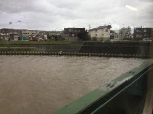 留萌川の写真
